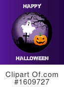 Halloween Clipart #1609727 by KJ Pargeter