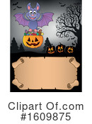 Halloween Clipart #1609875 by visekart