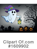 Halloween Clipart #1609902 by visekart