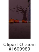 Halloween Clipart #1609989 by KJ Pargeter