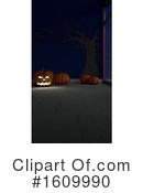 Halloween Clipart #1609990 by KJ Pargeter