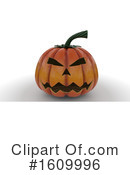 Halloween Clipart #1609996 by KJ Pargeter