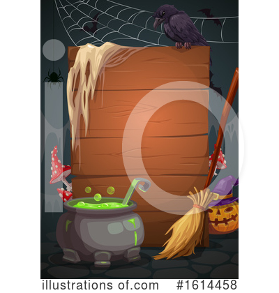 Halloween Clipart #1614458 by Vector Tradition SM
