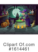 Halloween Clipart #1614461 by Vector Tradition SM