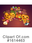 Halloween Clipart #1614463 by Vector Tradition SM