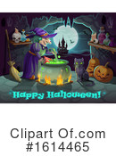 Halloween Clipart #1614465 by Vector Tradition SM