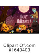 Halloween Clipart #1643403 by Vector Tradition SM