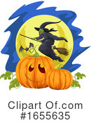 Halloween Clipart #1655635 by Morphart Creations