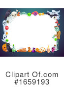 Halloween Clipart #1659193 by Vector Tradition SM