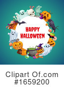 Halloween Clipart #1659200 by Vector Tradition SM