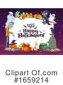 Halloween Clipart #1659214 by Vector Tradition SM