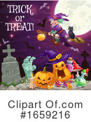 Halloween Clipart #1659216 by Vector Tradition SM