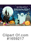 Halloween Clipart #1659217 by Vector Tradition SM