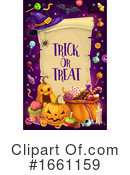 Halloween Clipart #1661159 by Vector Tradition SM
