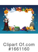 Halloween Clipart #1661160 by Vector Tradition SM