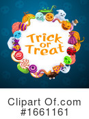 Halloween Clipart #1661161 by Vector Tradition SM