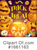 Halloween Clipart #1661163 by Vector Tradition SM