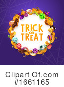 Halloween Clipart #1661165 by Vector Tradition SM