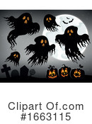 Halloween Clipart #1663115 by visekart