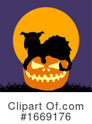 Halloween Clipart #1669176 by elaineitalia