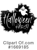 Halloween Clipart #1669185 by KJ Pargeter