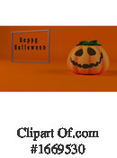 Halloween Clipart #1669530 by KJ Pargeter