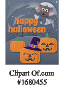 Halloween Clipart #1680455 by AtStockIllustration