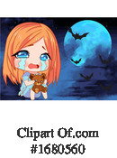 Halloween Clipart #1680560 by mayawizard101