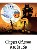 Halloween Clipart #1681159 by visekart