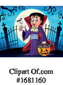 Halloween Clipart #1681160 by visekart