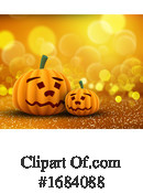 Halloween Clipart #1684088 by KJ Pargeter