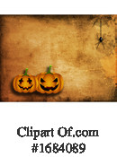 Halloween Clipart #1684089 by KJ Pargeter