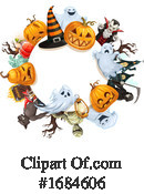 Halloween Clipart #1684606 by Vector Tradition SM