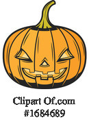 Halloween Clipart #1684689 by Vector Tradition SM