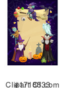 Halloween Clipart #1718533 by Vector Tradition SM