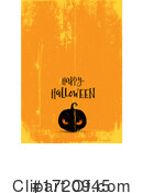 Halloween Clipart #1720945 by KJ Pargeter