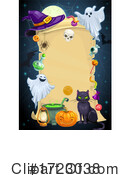 Halloween Clipart #1723038 by Vector Tradition SM
