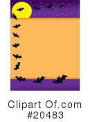 Halloween Clipart #20483 by Maria Bell