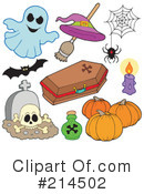 Halloween Clipart #214502 by visekart