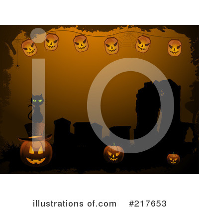 Halloween Clipart #217653 by elaineitalia