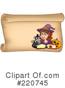 Halloween Clipart #220745 by visekart