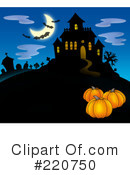 Halloween Clipart #220750 by visekart