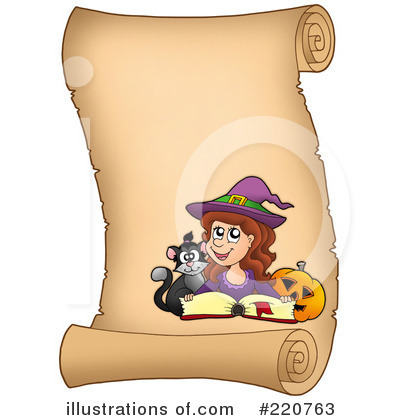 Spell Book Clipart #220763 by visekart