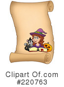 Halloween Clipart #220763 by visekart