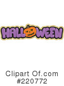 Halloween Clipart #220772 by visekart