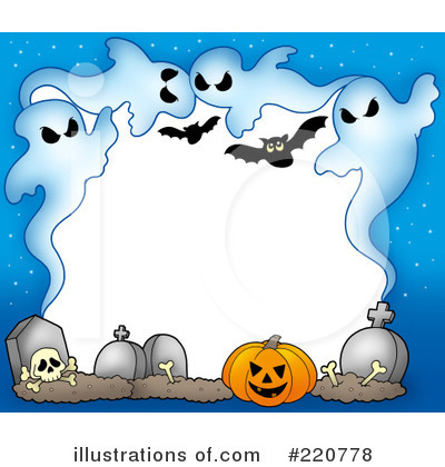 Ghost Clipart #220778 by visekart