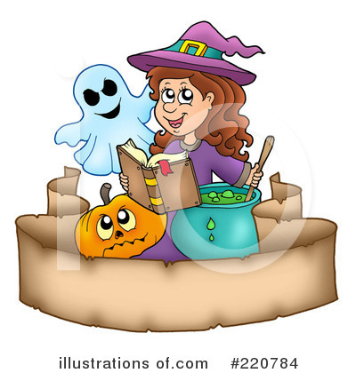 Spell Book Clipart #220784 by visekart