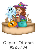 Halloween Clipart #220784 by visekart