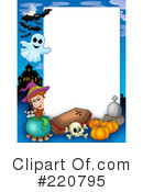 Halloween Clipart #220795 by visekart