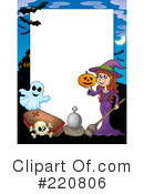 Halloween Clipart #220806 by visekart